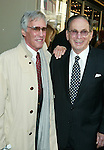 BURT BACHARACH  and HAL DAVID .Attending the Opening Night Performance of THE.LOOK OF LOVE ... THE SONGS OF BURT BACHARACH .and HAL DAVID at the Brooks Atlinson Theater,.New York City..May 4, 2003.
