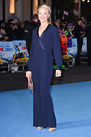 "Tamara Beckwith<br /> at the ""Eddie the Eagle"" European premiere, Odeon Leicester Square London<br /> <br /> <br /> ©Ash Knotek  D3099 17/03/2016"