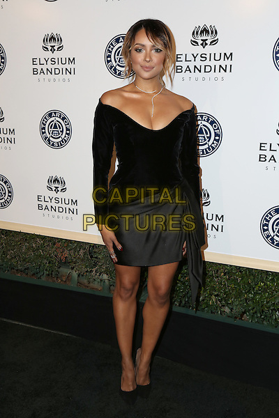 LOS ANGELES, CA - JANUARY 7: Kat Graham at the The Art Of Elysium Tenth Annual Celebration 'Heaven' Charity Gala at Red Studios i Los Angeles, California on January 7, 2017. <br /> CAP/MPI/PA<br /> &copy;PA/MPI/Capital Pictures
