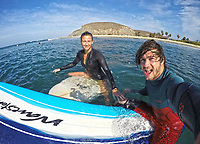 Living the Dream! - Couple instagram their globetrotting lifestyle.