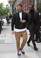 NEW YORK, NY - JUNE 7: Ricky Martin spotted arriving at 'Build Series'  in New York, New York on June 7, 2018.  <br /> CAP/MPI/RMP<br /> &copy;RMP/MPI/Capital Pictures