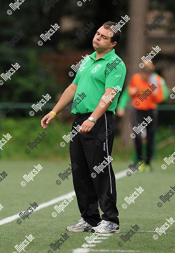 2011-07-30 / Voetbal / seizoen 2011-2012 / Exc. Kaart /  Ken Bastin..Foto: mpics