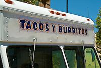 Tacos y Burritos, Danny's Tacos, Gourmet Food Truck, Tacos Aguascalientes, Los Angeles, CA