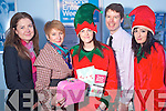 Business people who took part in the Tralee branch of Bank of Ireland's show your Business Week on Friday from left Elenor Feeney, Elenors Florists, Sharon Lewis, Bamboo, Grace Leahy, Peter Harty and Maureen Kelliher, Ch Chemist.
