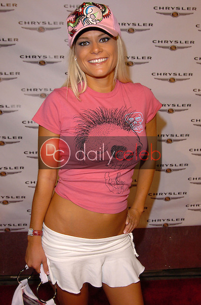 Saran Barnun<br /> at the Up Close and Personal with The Chrysler Crossfire and 300C, Vine Street Lounge, Hollywood, CA 05-07-05<br /> Chris Wolf/DailyCeleb.com 818-249-4998