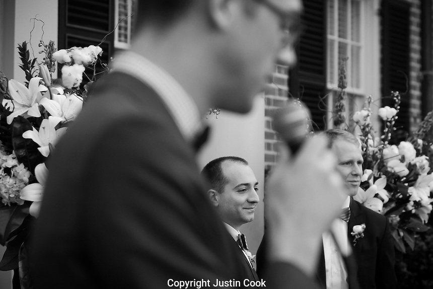 Garrett and Zach were married April 6, 2013 at The Carolina Inn in Chapel Hill, NC