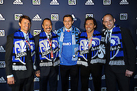Andrew Wenger first pick of first round by Montreal Impact,with coaching and management team... The 2012 MLS Superdraft was held on January 12, 2012 at The Kansas City Convention Center, Kansas City, MO.