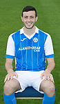 St Johnstone FC Season 2017-18 Photocall<br />Joe Shaughnessy<br />Picture by Graeme Hart.<br />Copyright Perthshire Picture Agency<br />Tel: 01738 623350  Mobile: 07990 594431