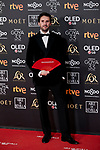 Julian Lopez attends to 33rd Goya Awards at Fibes - Conference and Exhibition  in Seville, Spain. February 02, 2019. (ALTERPHOTOS/A. Perez Meca)