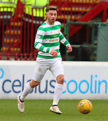 18th March 2018, Fir Park, Motherwell, Scotland; Scottish Premiership football, Motherwell versus Celtic;  Patrick Roberts returned as a sub for Celtic after a long injury lay off