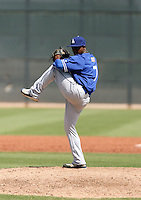 Luis Ferreras / Los Angeles Dodgers 2008 Instructional League..Photo by:  Bill Mitchell/Four Seam Images