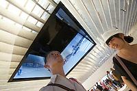 13th Biennale of Architecture..Giardini. Nordic Pavillion..C-O-M-B-I-N-E Context Box.