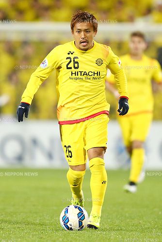 Tetsuro Ota (Reysol),<br /> MARCH 17, 2015 - Football / Soccer : <br /> AFC Champions League Group E <br /> match between Kashiwa Reysol 2-1 Shandong Luneng FC <br /> at Hitachi Kashiwa Stadium, Chiba, Japan.<br /> (Photo by AFLO SPORT)
