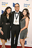 Adam Winkler, wife Melissa Bomes and daughter Dani attend the 69th National Book Awards Ceremony and Benefit Dinner presented by the National Book Foundaton on November 14, 2018 at Cipriani Wall Street in New York, New York, USA.<br /> <br /> photo by Robin Platzer/Twin Images<br />  <br /> phone number 212-935-0770