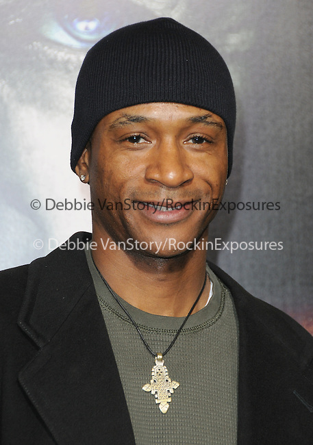 Tommy Davidson at The Warner Bros. Pictures' World Premiere of The Rite held at The Grauman's Chinese Theatre in Hollywood, California on January 26,2011                                                                               © 2010 DVS/Hollywood Press Agency