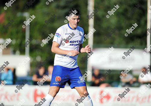 2015-07-01 / Voetbal / seizoen 2015-2016 / KSK Heist / Nick van Belle<br /><br />Foto: Mpics.be