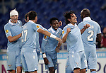 20121107 ROMA-CALCIO EUROPA LEAGUE: LAZIO PANATHINAIKOS 3-0