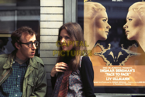 Annie Hall (1977) <br /> Woody Allen, Diane Keaton<br /> *Filmstill - Editorial Use Only*<br /> CAP/KFS<br /> Image supplied by Capital Pictures