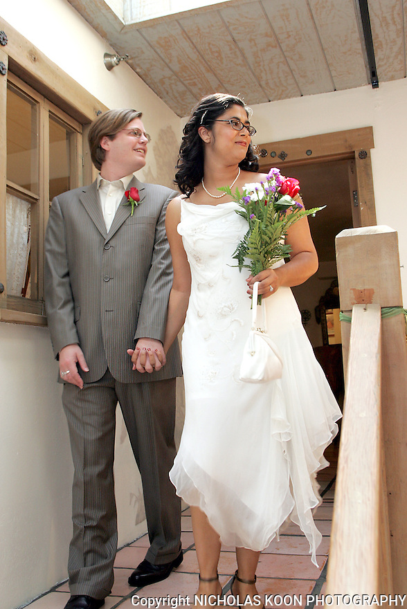 Jen and Noah - A Quaker Wedding