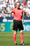 Spanish referee David Fernandez Borbalan during La Liga match. September 25,2016. (ALTERPHOTOS/Acero)