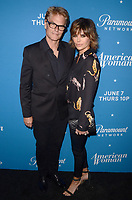 LOS ANGELES, CA - MAY 31: Harry Hamlin and Lisa Rinna at the Premiere Of Paramount Network's 'American Woman' - Arrivals at Chateau Marmont on May 31, 2018 in Los Angeles, California. <br /> CAP/MPI/DE<br /> &copy;DE//MPI/Capital Pictures