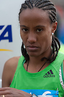 Desta Girma Tadesse in wardrobe for elite runners