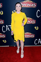"""LOS ANGELES - FEB 27:  Ava Cabtrell at the """"Cats"""" Play Opening at the Pantages Theater on February 27, 2019 in Los Angeles, CA"""