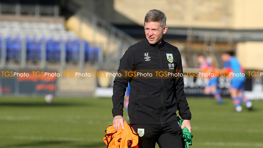 Burnley U23 Coach, Andy Farrell during Crystal Palace Under-23 vs Burnley Under-23, Premier League Cup Football at Champion Hill Stadium on 6th February 2020