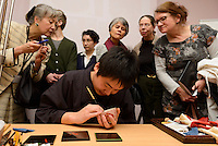 Kintsugi event, London, Jan 2014