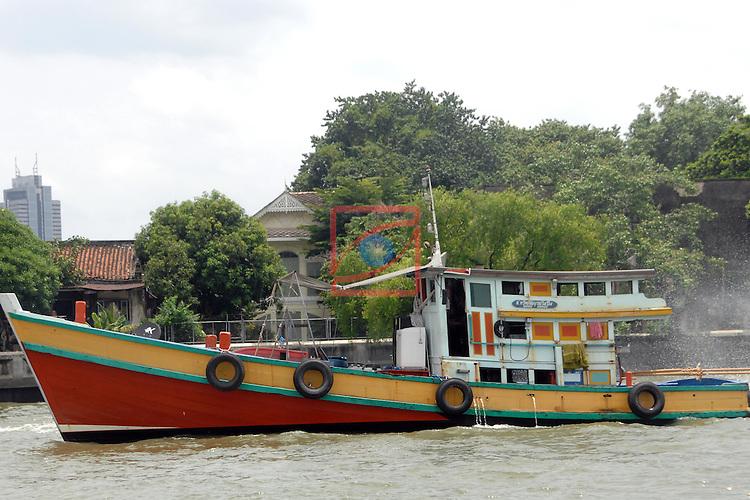 Thailand Tour.<br /> Bangkok.<br /> Mekong River.