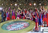 FUSSBALL DFB POKAL FINALE SAISON 2013/2014 Borussia Dortmund - FC Bayern