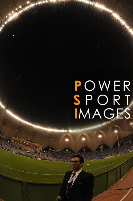 Al Hilal (KSA) vs Western Sydney Wanderers (AUS) during the 2014 AFC Champions League Final  2nd Leg match on 01 November 2014 at King Fahd International Stadium, Riyadh, Saudi Arabia.  Photo by Stringer / Lagardere Sports