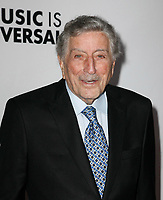 LOS ANGELES, CA - FEBRUARY 10: Tony Bennett attends Universal Music Group's 2019 After Party at The ROW DTLA on February 9, 2019 in Los Angeles, California. Photo: CraSH/imageSPACE / MediaPunch