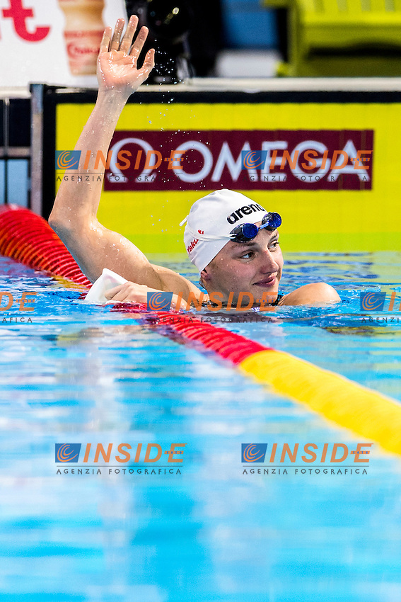 HOSSZU Katinka HUN Gold Medal<br /> Women's 200m Individual Medley<br /> 13th Fina World Swimming Championships 25m <br /> Windsor  Dec. 10th, 2016 - Day05 Final<br /> WFCU Centre - Windsor Ontario Canada CAN <br /> 20161210 WFCU Centre - Windsor Ontario Canada CAN <br /> Photo &copy; Giorgio Scala/Deepbluemedia/Insidefoto