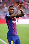 52e Trofeu Joan Gamper.<br /> FC Barcelona vs Chapecoense: 5-0.<br /> Semedo.