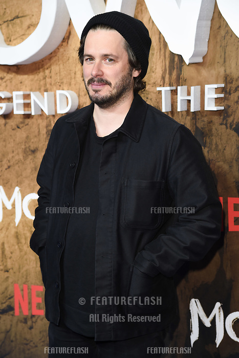 LONDON, UK. December 04, 2018: Edgar Wright at the&quot;Mowgli: Legend of the Jungle&quot; premiere at the Curzon Mayfair, London.<br /> Picture: Steve Vas/Featureflash