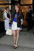 Opening of the new Pringle of Scotland Flagship store in Mount Street, Mayfair, London - September 16th 2013<br /> <br /> Photo by Gary Mitchell