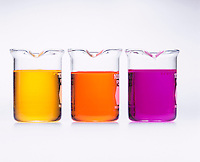 PHENOL RED: ACID-BASE INDICATOR.In Solutions of HCl(aq), NaOH(aq) &amp; NaCl(aq)<br />