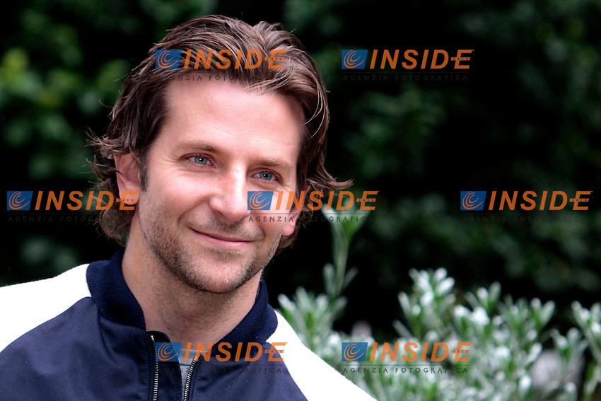 Bradley Cooper.Roma 21/01/2013 Hotel De Russie. Il Lato Positivo, Silver Linings Playbook - Photocall..Photo Samantha Zucchi Insidefoto .