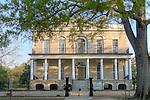 The Hampton-Preston Mansion in Columbia, SC, USA