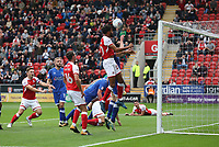 Rotherham United VS Oldham Athletic, New York Stadium Rotherham, Saturday 23rd September 2017 <br /> <br /> <br /> Picture - Alex Roebuck / www.alexroebuck.co.uk