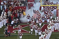 NWA Democrat-Gazette/MICHAEL WOODS &bull; @NWAMICHAELW<br /> University of Arkansas vs Alabama Saturday, October, 8, 2016 at Razorback Stadium in Fayetteville.