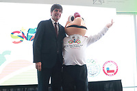 JSJ 2017 Presentación Mascota Coné