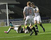 St Mirren v Hibernian, Development League 271014