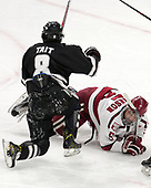 Ryan Tait (PC - 8), Clay Anderson (Harvard - 5) - The Harvard University Crimson defeated the Providence College Friars 3-0 in their NCAA East regional semi-final on Friday, March 24, 2017, at Dunkin' Donuts Center in Providence, Rhode Island.
