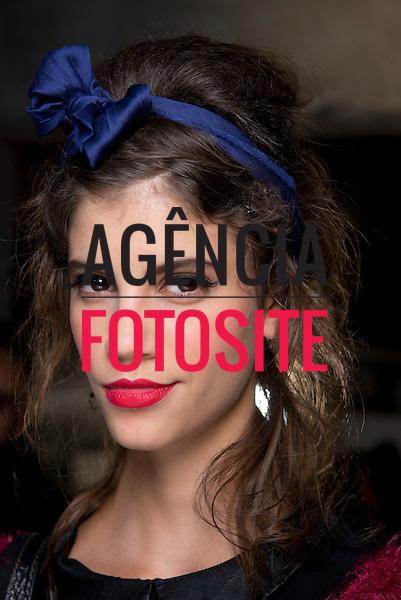 Paris, Franca&sbquo; 09/2013 - Desfile de Alexis Mabile durante a Semana de moda de Paris  -  Verao 2014. <br /> Foto: FOTOSITE