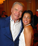 Gordon Bethune and Jessica Rossman at the Health Museum Casino Party at the Four Seasons Hotel Saturday Aug. 15, 2009.(Dave Rossman/For the Chronicle)