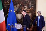 Italia-Libia, incontro a Palazzo Chigi