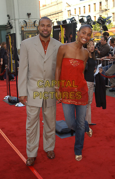 JOY BRYANT.The LA Premiere of The Italian Job held at Graumann's Chinese Theatre in Hollywood..www.capitalpictures.com.sales@capitalpictures.com.©Capital Pictures.