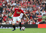 Manchester United's Phil Jones in action during the premier league match at Old Trafford Stadium, Manchester. Picture date 13th August 2017. Picture credit should read: David Klein/Sportimage
